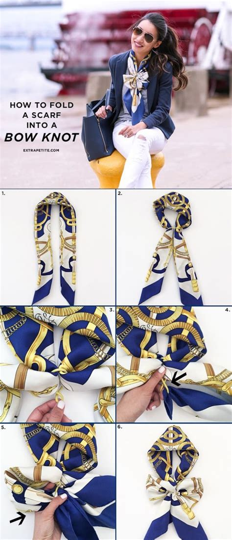 scarf folding the ultimate guide