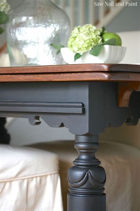 25  Best Ideas about Painted Tables on Pinterest   Painted
