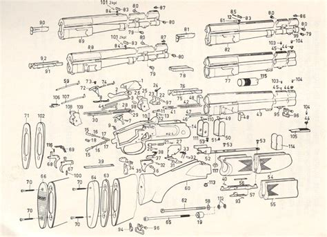 Valmet Parts Shotgunworld Valmet Parts Diagram