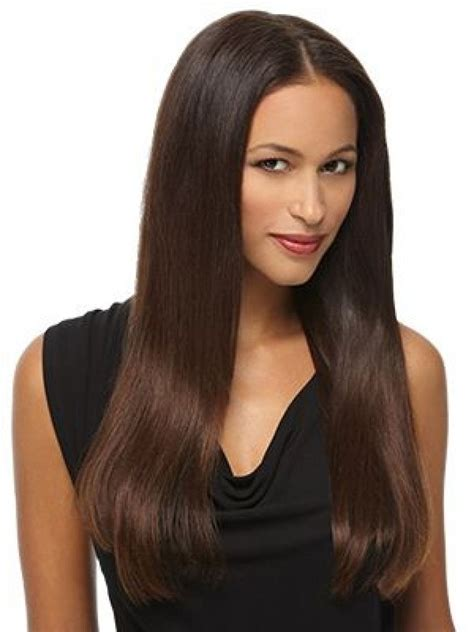 16 quot 5 100 remy human hair extension kit by hairdo
