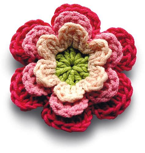 diva tube diy cute crochet flower