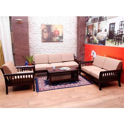 couch in india indian sofa sets living room furniture online india starts