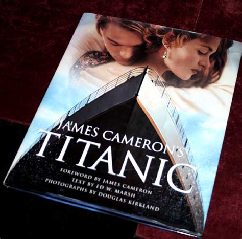 titanic film uk certificate titanic screen used dining room movie prop signed photo