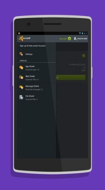 avast android avast mobile security android app free androidfry
