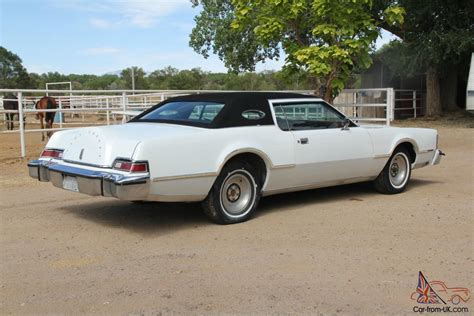 1976 lincoln continental for sale 1976 lincoln continental iv for sale