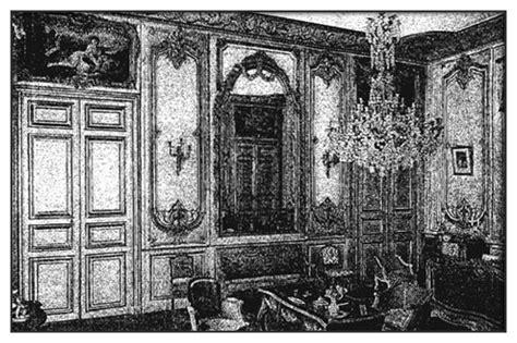 Appartement Rez De Chaussée Risques by L 226 Un Des Salons En Rez De Chauss 195 169 E Avec Ses Boiseries