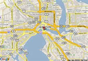 jacksonville map florida map of omni jacksonville hotel jacksonville