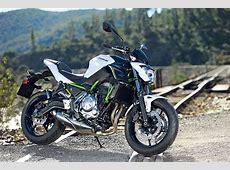 KAWASAKI Z650 (2017-on) Review   MCN Kawasaki Z650