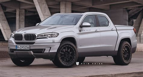 Bmw Truck by This Bmw Truck Rival To The Mercedes X Class