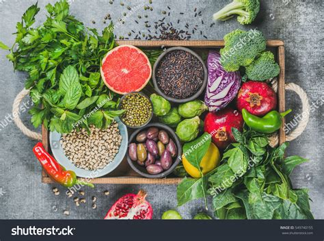 vegetables fruits berries and spices how to use simple and traditional cooking for benefit books vegetables fruit seeds cereals beans spices stock photo