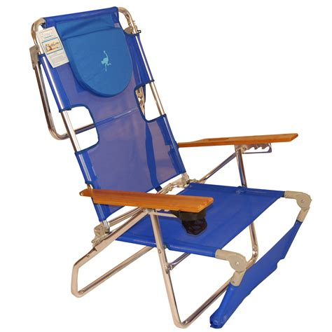 Beech Chairs by Ostrich 3n1 Chair Blue Chairs Beachstore