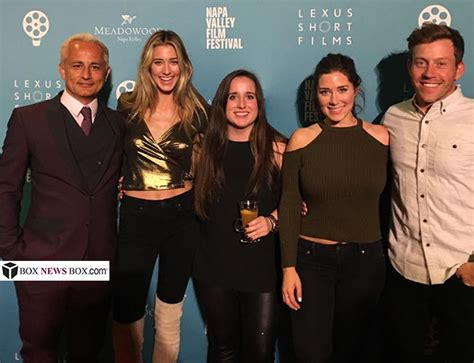 Ali An American Cast George Kosturos Andy Madadian On The Carpet Of
