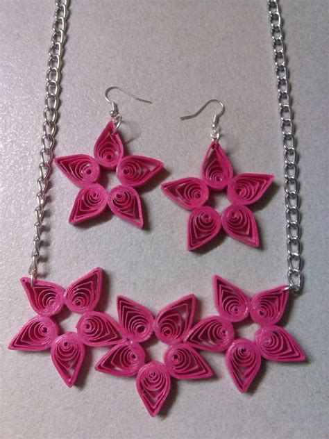 Paper Jewellry - 674 best images about quilling joyer 237 a 3 on