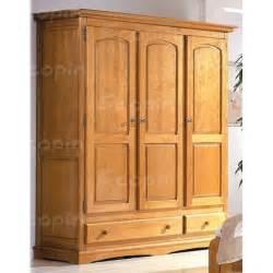 armoire 3 portes en pin quot rea 3 quot ecopin meubles en pin