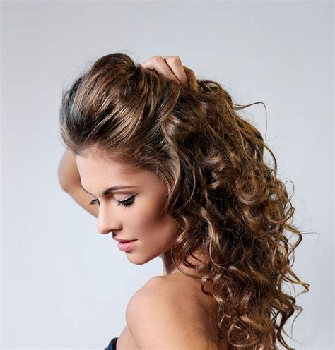 half up half down hairstyles red carpet half up half down hairstyles festive and casual hairdos