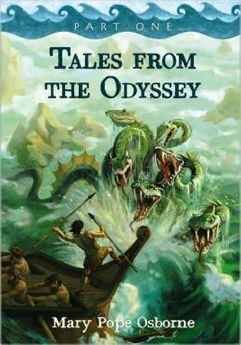 tales of the greek tales from the odyssey part 1 by mary pope osborne 9781423128649 paperback barnes noble