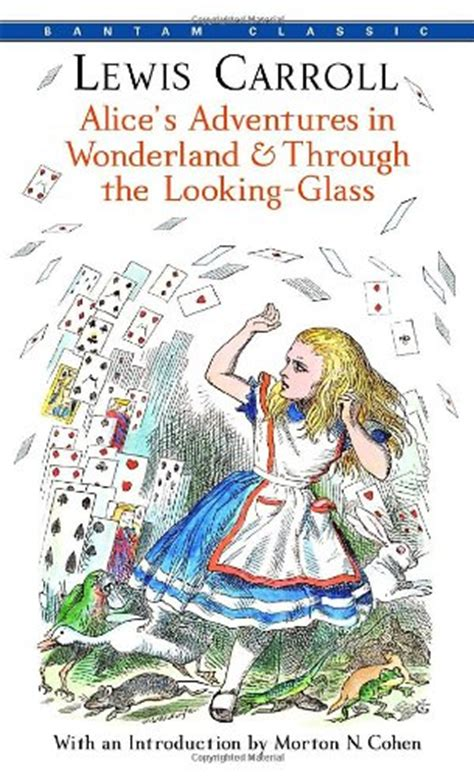 adventures in through the looking glass books s adventures in litpick