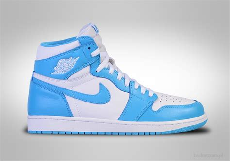 Nike Air 1 Retro High Og Unc nike air 1 retro high og unc white powder blue