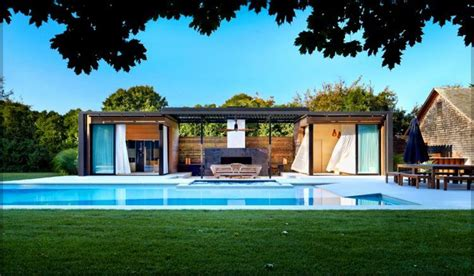 modern pool house modern pool house ideas house modern