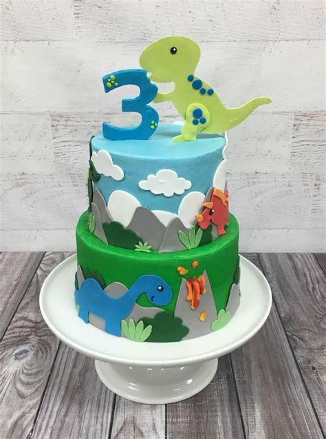 Dinosaur cake   Cakes   Children's Birthday   Pinterest
