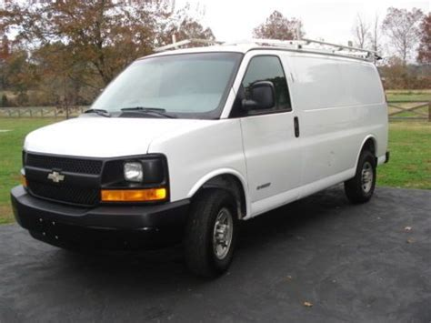 service manual how to sell used cars 2006 chevrolet express 3500 user handbook sell used