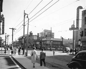 archive photos of the day robson street 187 vancouver blog miss604