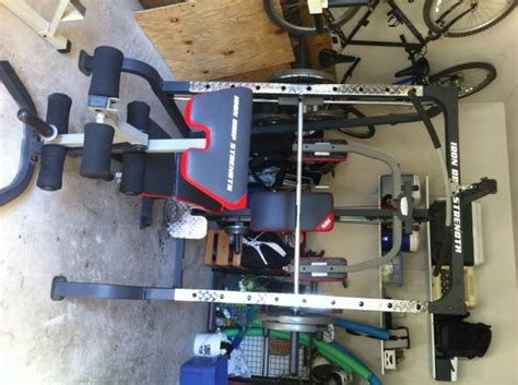 iron grip strength smith machine espotted