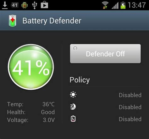 battery app android android battery saver app fixes drain in a tap product reviews net