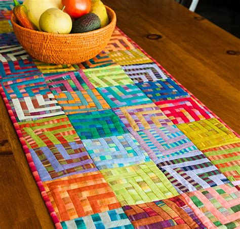 Table Runner Quilt Kits by 7 Table Runner Quilt Kits You Ll