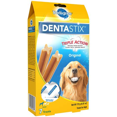 pedigree dentastix large treats petco