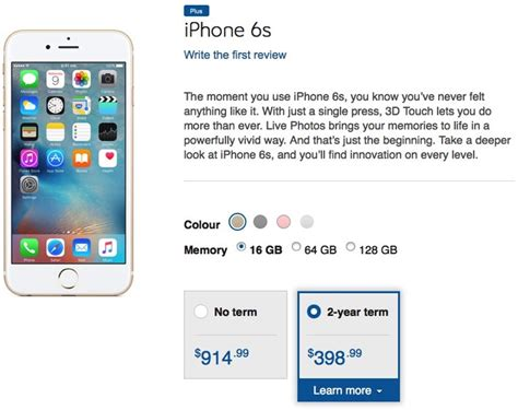 bell iphone 6s contract pricing starts at 398 99 iphone 6s plus 528 99 iphone in canada