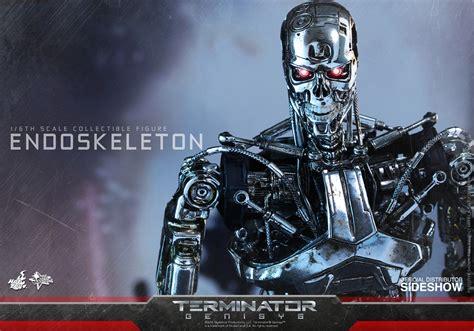 t 800 figure terminator endoskeleton sixth scale figure by toys