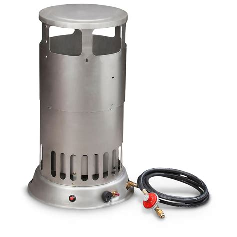 Propane Forced Air Garage Heater by Procom 75 200 000 Btu Forced Air Propane Convection