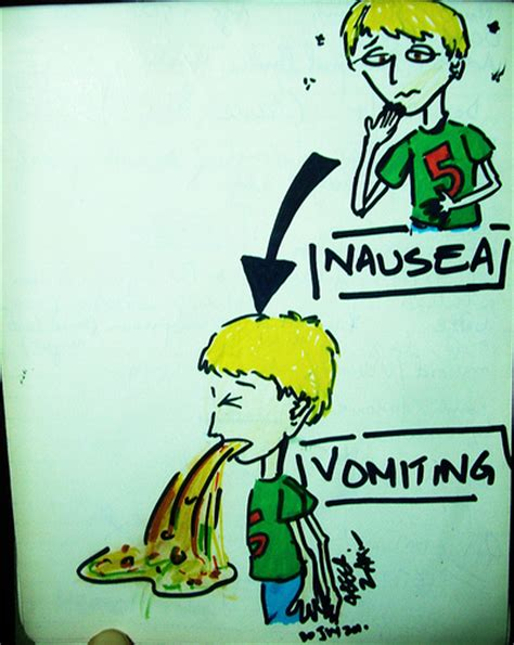 vomiting diarrhea nausea gt vomiting no diarrhea p history taking nvd flickr photo