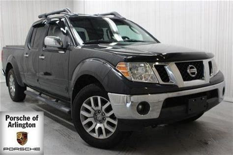 Nissan Frontier Running Boards by Sell Used 2011 Nissan Frontier Sl 4x4 One Owner Crew Cab