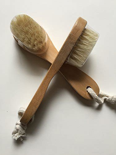 brushesset touch   natural boar bristle
