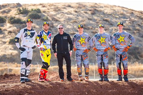 ama motocross racing husqvarna motorcycles present 2018 sx rider line up
