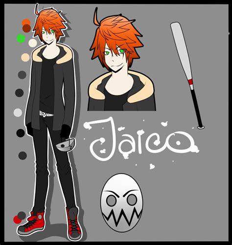 creepypasta oc jaico updated redone by drbisou on