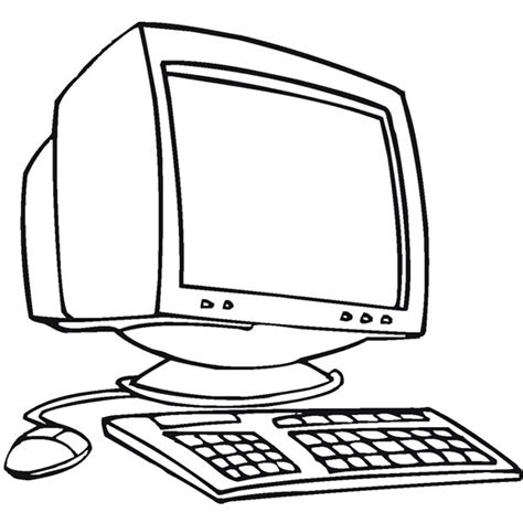 coloring pages you can color on the computer printable keyboard for clipart best