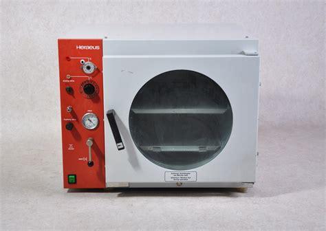 Oven Vacuum heraeus vtr5036 vacuum oven gemini bv