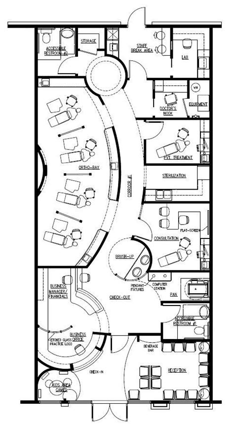 dental floor plans http www extremedds com ortho1877 jpg floor plans