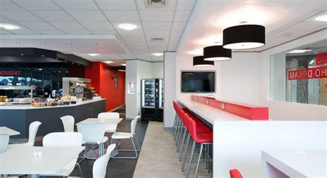 Lenovo Corporate Office by Lenovo Office By Area Sq Hook Uk 187 Retail Design