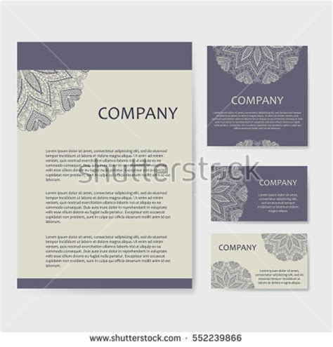 arabic business cards templates stock photos royalty free images vectors