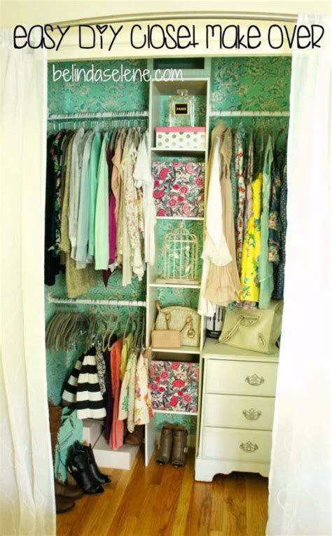 diy small closet organization ideas 31 closet organizing hacks and organization ideas diy