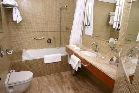 kosher bathroom hotel ventana 5 in jewish quarter in prague with