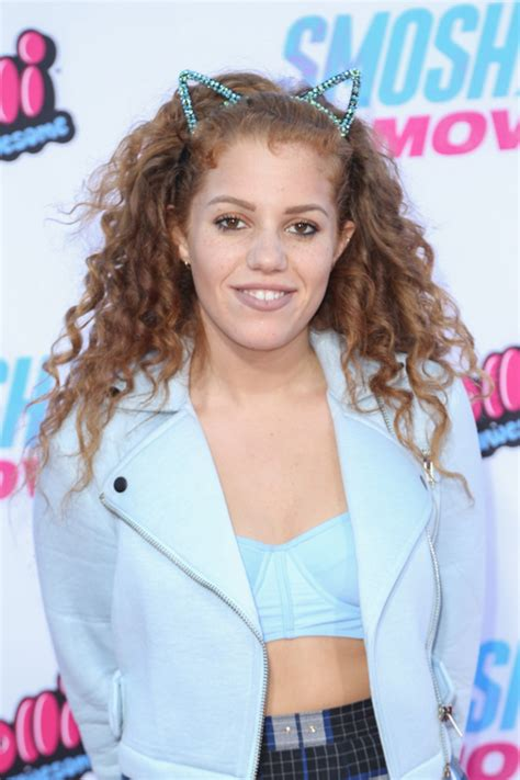 mahogany lox curly ginger headband hairstyle steal  style
