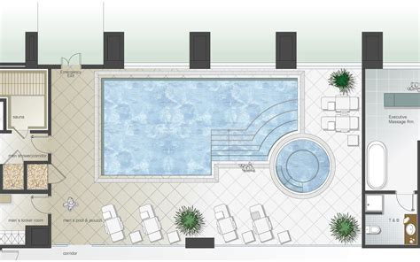 pool plan hydro pool design planning and design unbescheiden