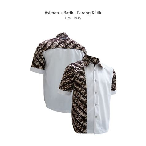 Kemeja Batik Pria Katun Colet 1 14 best s wear batik images on fashion fashion and menswear