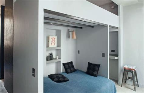 27 meters in stylish small apartment that measures only 27 square meters