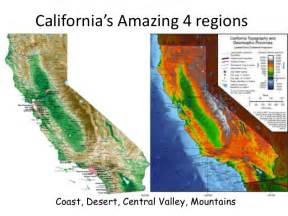 california s amazing 4 regions
